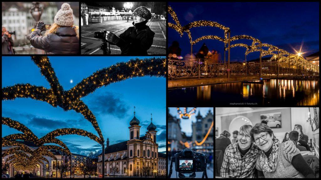 Mit Fotogruppe Triengen in Luzern unterwegs..
