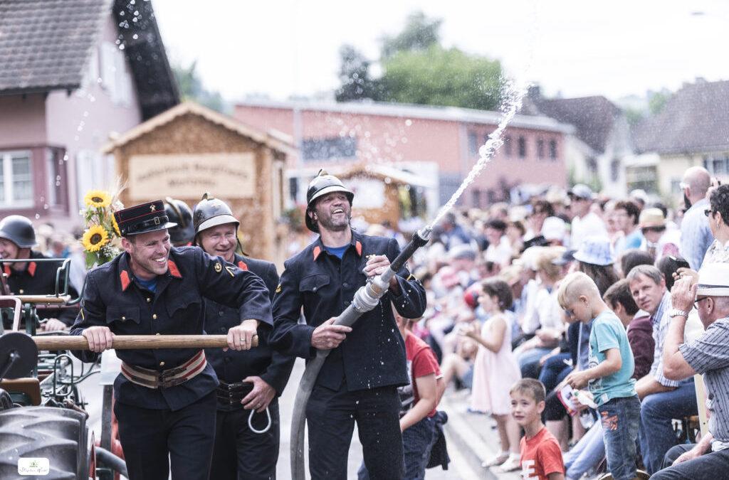 Jodlerfest in Schötz